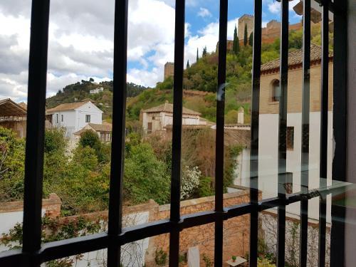Habitación Doble con vistas al jardín Palacio del Cobertizo de Santa Ines 6