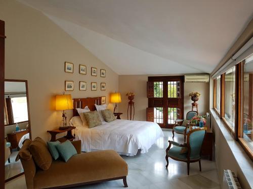 Family Suite (3 Adults) Casa Palacio Carmen del Cobertizo 21
