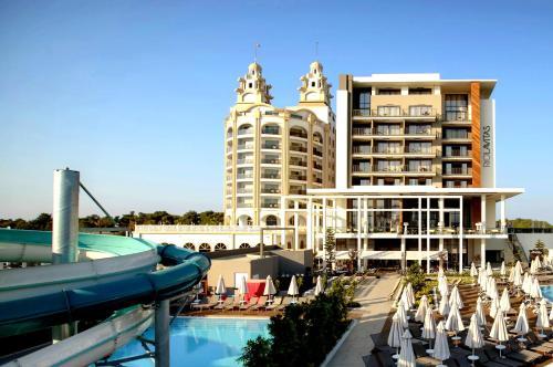 Side Riolavitas Resort & Spa Hotel telefon