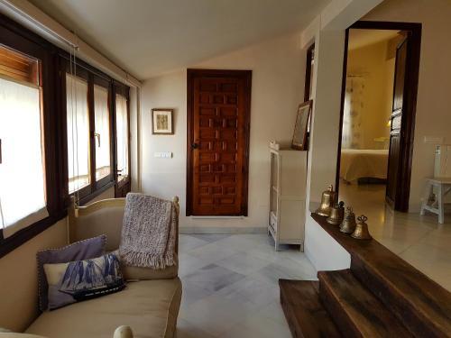 Suite Familiar - Planta alta Palacio del Cobertizo de Santa Ines 14
