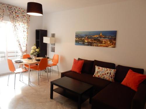 Hotel Apartamentos Vive Sevilla