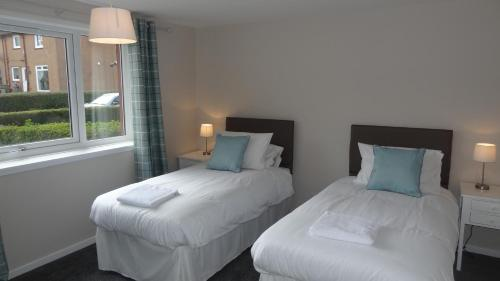 . Glenrothes Central Apartment