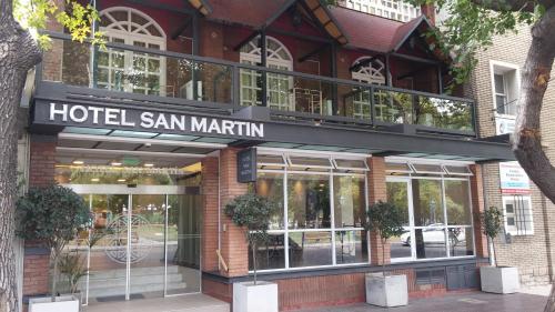 . Hotel San Martín