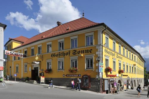 Gasthof Sonne - Hotel - Imst-Gurgltal
