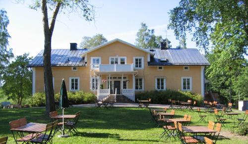 Accommodation in Långshyttan
