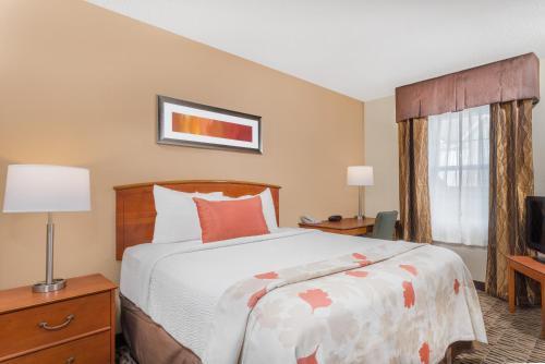 Hawthorn Suites by Wyndham Louisville North - Hotel - Jeffersonville