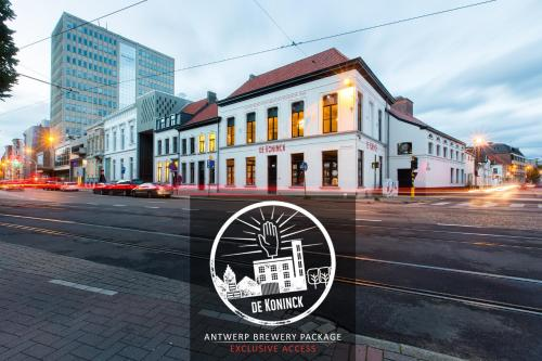 Special Offer - Double Room with Antwerp City Brewery Package - Includes a visit in the local Brewery of De Koninck