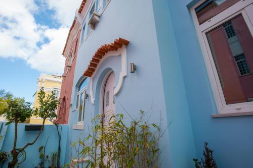 Blue House, Lisboa