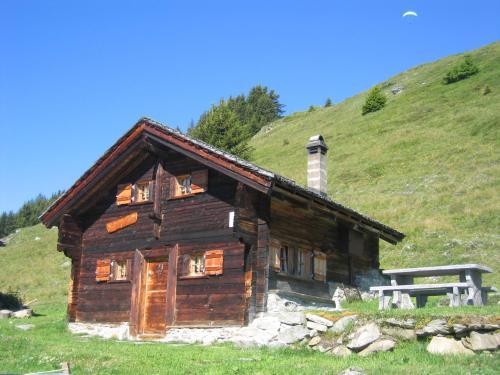 Alphütte Bielerchäller Fiesch