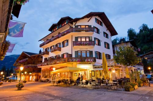 Accommodation in Gstaad