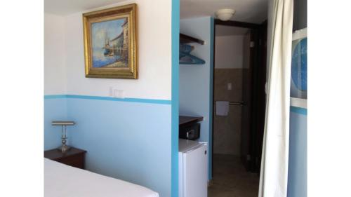 Double Room with one King Bed and Sea View (Ground Floor)