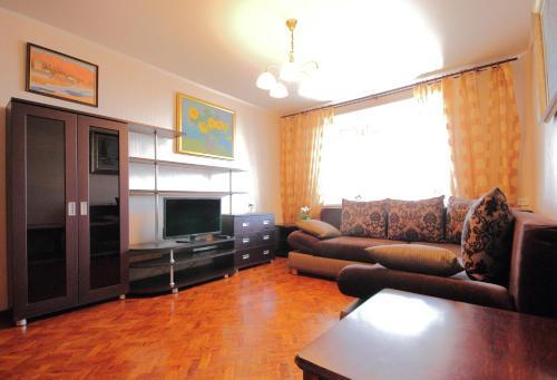 . Apartment on Lenina 35 A