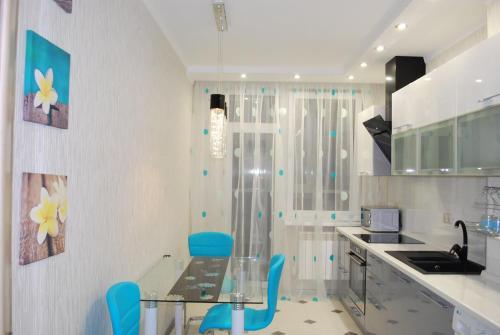 . Apartment on Gvardeyskiy