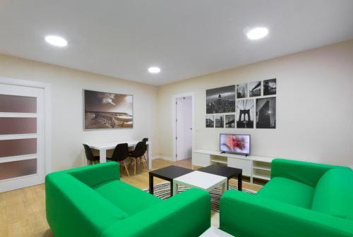 Apartamento Plazalema Aðalmynd