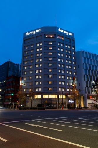 Myoujin-no-Yu Dormy Inn Premium Kanda impression