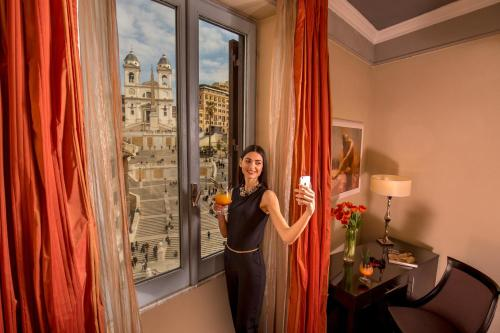 The Inn at the Spanish Steps-Small Luxury Hotels photo 106