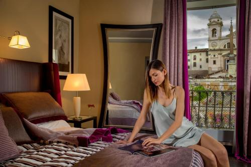 The Inn at the Spanish Steps-Small Luxury Hotels photo 138
