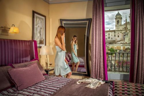The Inn at the Spanish Steps-Small Luxury Hotels photo 139