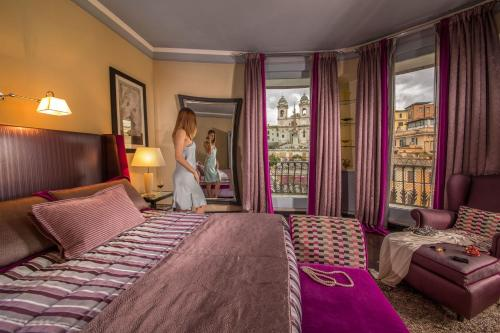 The Inn at the Spanish Steps-Small Luxury Hotels photo 140