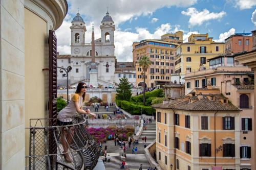 The Inn at the Spanish Steps-Small Luxury Hotels photo 142