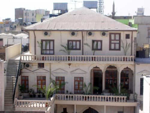 Sanlıurfa Beyzade Konak Hotel yol tarifi