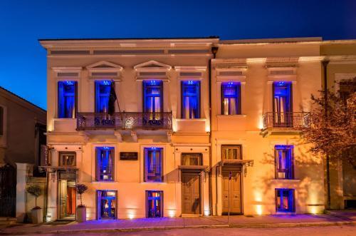 Maison Grecque Hotel Extraordinaire in Patras