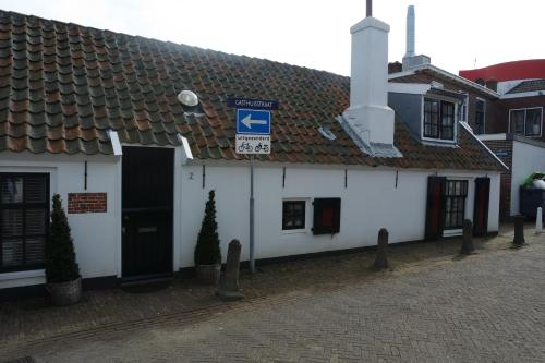 Smederij aan Zee, Pension in Zandvoort