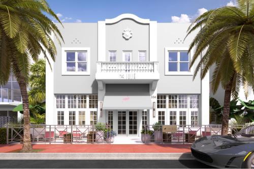 336 Collins Avenue, Miami Beach, FL 33139, United States.