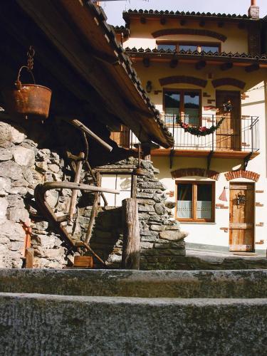B&B Le Village - Accommodation - Montjovet