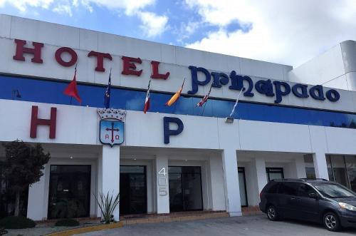 . Hotel Principado Tijuana Aeropuerto