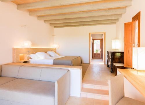 Suite Deluxe Casa Rural Son Bernadinet 9