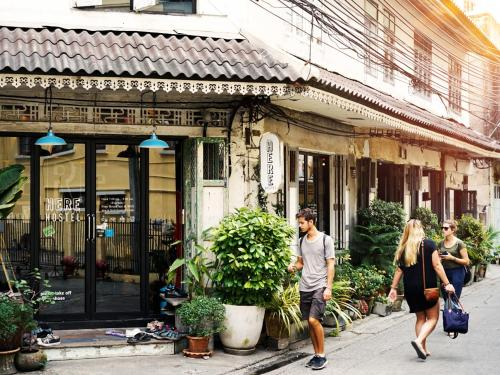 Here Hostel Bangkok photo 25