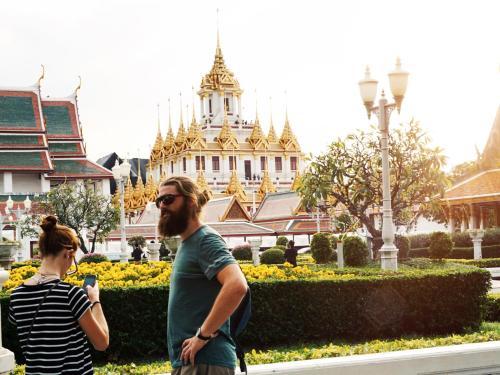 Here Hostel Bangkok photo 29