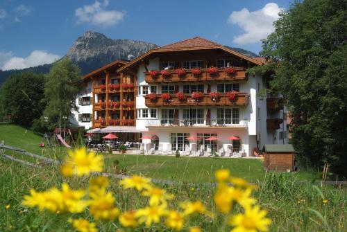 Hotel Bogner Hof - Tannheim