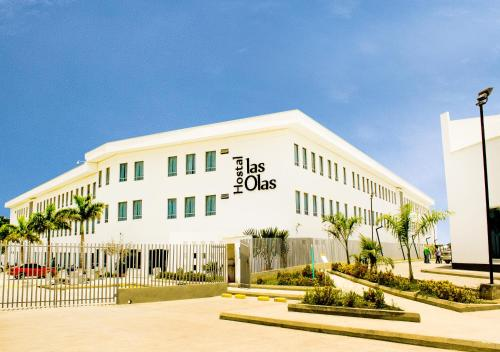 HotelHotel Las Olas Mamonal