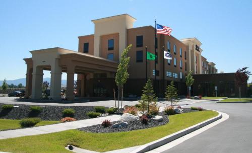 Hampton Inn&Suites Spokane Valley - Hotel