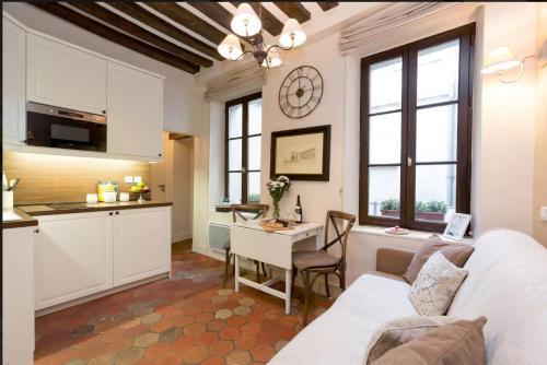 Apartment des Deux Ponts - Location saisonnière - Paris
