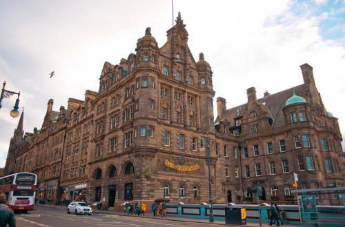 The Scotsman Hotel impression