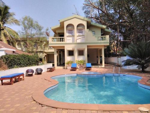 Flower Holiday Home in Landmark Dawn Goa