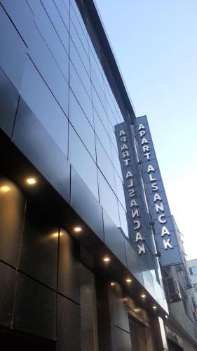 Izmir Hotel Apart Alsancak yol tarifi