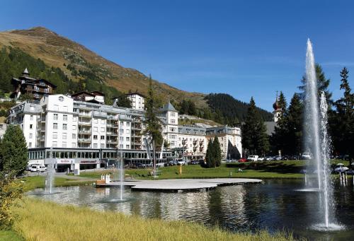 Precise Tale Seehof Davos - Hotel