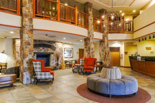 Best Western Rocky Mountain Lodge - Whitefish, MT 59937