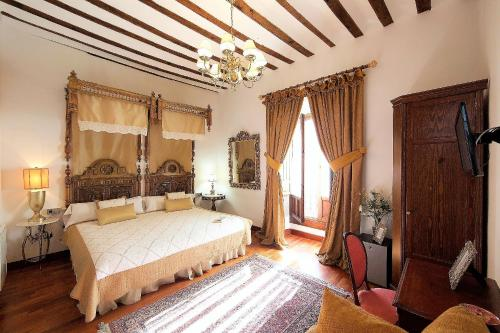 Deluxe Double Room Hotel Boutique Nueve Leyendas 203