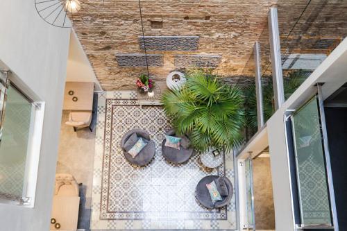 Habitación Doble Estándar - Uso individual Hotel Palacete de Alamos 18