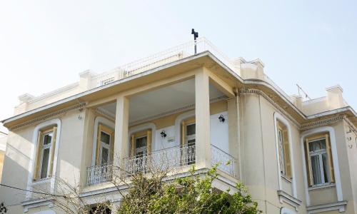 Mikrolimano Historical Luxury Villa Foto principal