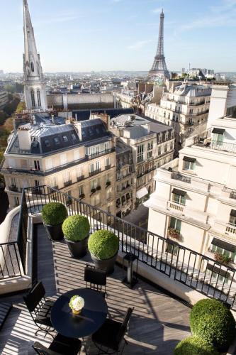 Four Seasons Hotel George V Paris photo 44