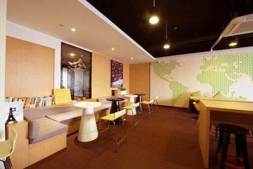 . IU Hotel Anyang Railway Station Tiexi Road