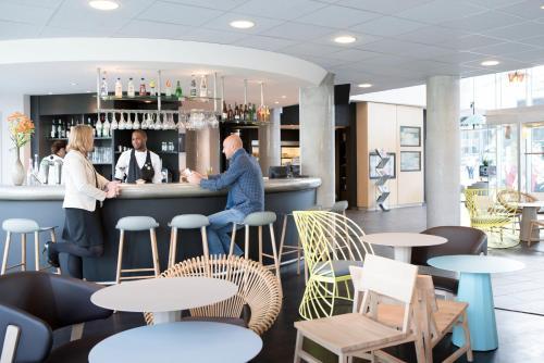Novotel Suites Paris Nord 18ème photo 11