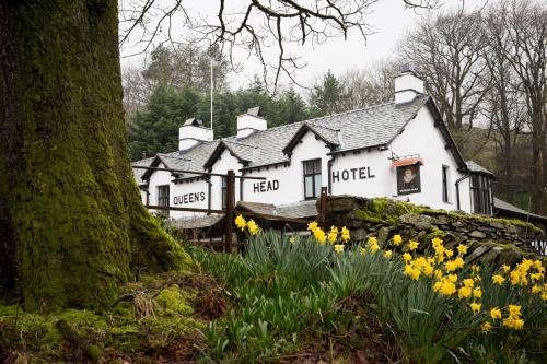Townhead Brow, Troutbeck, Windermere, Cumbria, LA23 1PW, England.