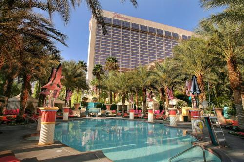 Flamingo Las Vegas, 3555 Las Vegas Boulevard South, Las Vegas, Nevada 89109, United States.